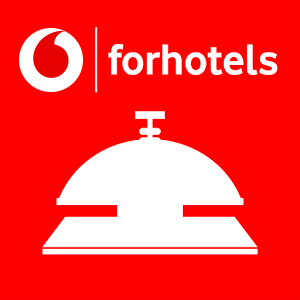 Vodafone for hotels