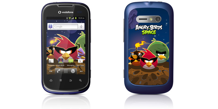 Vodafone Smart II - Angry Birds