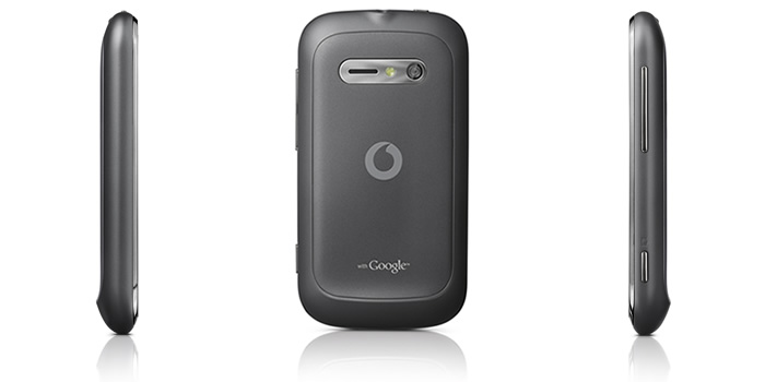 Vodafone Smart II - Black