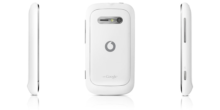 Vodafone Smart II - White