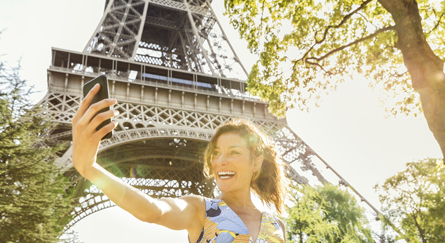 Roam without extra cost 