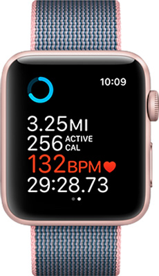 Apple Watch Series - Vodafone