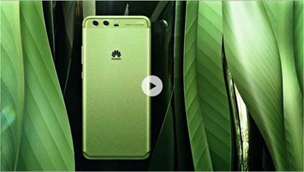 Huawei P10 - The Art of Craftsmanship