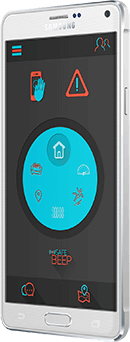 SafeBeep - Android